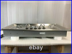 Thermador SGS365TS Masterpiece Series 36 Built-In Gas Cooktop Stainless Steel