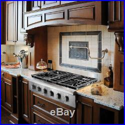 Thor Kitchen 4 burner gas stove range top 30'' gas grill stainless steel