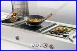 Vi411611 Gaggenau Vario 400 Series VI411611 15 Inch Modular Induction Cooktop