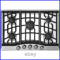 Viking 30 5-Burner Gas Cooktop Stainless Steel RVGC33015BSS