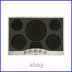 Viking 30 5 Burners Electric Black Ceramic Glass Cooktop RVEC3305BSB Pictures