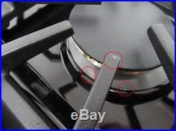 Viking Professional Series 36 4 Burner/Griddle Pro-Style Gas Range VGRT5364GSS