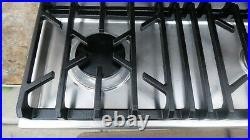 Viking Professional Vgsu1024bss 30 Gas Cooktop