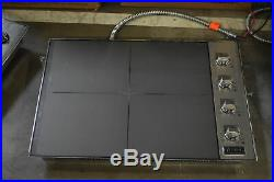 Viking VIC5304BST 30 Stainless Induction 4 Element Cooktop NOB #42061 CLN