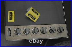 Viking VIC5366BST 36 Stainless Induction 6 Burners Cooktop NOB #30843 CLW