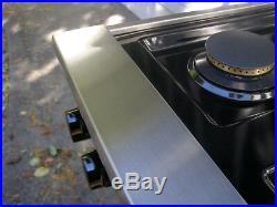 Viking VRT5366BSS 36 Stainless Natural Gas 6 Burner Rangetop