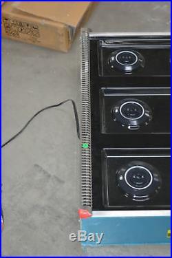 Viking VRT5366BSS 36 Stainless Natural Gas 6 Burner Rangetop NOB #24478 HL