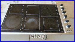 Viking Vccu1656bsb 36 Hybrid Induction Cook Top