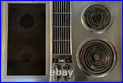 Vintage Jenn-Air C201 Stainless Steel Downdraft 30 Cooktop Electric Free Ship