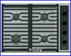 WOLF 30 Transitional Gas Cooktop 4 Burners