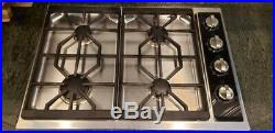 WOLF Stainless Steel CT30G/S 30 GAS COOKTOP STOVETOP Range