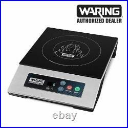 Waring WIH200 Commercial Single Induction Range 120V Genuine Full Warranty