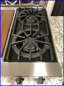 Watch Close Up & Testing On YouTube, Viking 36 Pro Cooktop Rangetop WithGriddle