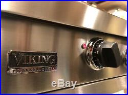 Watch Testing On YouTube, 36 Viking Professional Rangetop Cooktop With Griddle