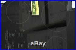 Whirlpool G9CE3065XB 30 Black Electric Cooktop NOB #44440 CLN