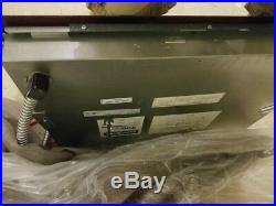 Whirlpool GOLD GJC3034 30 Schott Glass Electric Cooktop RADIANT- Black
