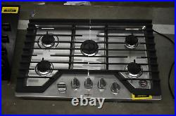 Whirlpool WCG77US0HS 30 Stainless 5-Burner Gas Cooktop NOB #36844 MAD