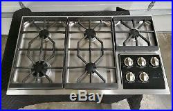Wolf 36 Cooktop