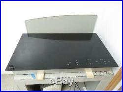 Wolf 36 Inch 5 Radiant Elements BLK Smoothtop Electric Cooktop CE365CB