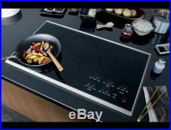 Wolf 36 Induction Cooktop Model CT36IS Stainless Steel