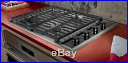 Wolf CG304TS 30 Inch Transitional Gas Cooktop, 4 Dual-Stacked Sealed Burners