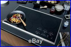 Wolf CT36I/S 36 Induction Cooktop With Stainless Trim