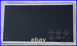 Wolf Ct36i/s 36 Induction Cooktop, Framed
