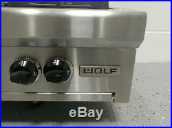 Wolf RT488 48 8 Burner Rangetop